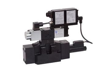 MA-DPZO-T 유압 비례적인 벨브 교류 600L/min의 압력 350bar