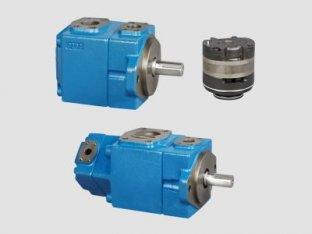 PVL 단일 유압 베인 펌프 Vicker 600-1200 / 1500 / 1800 Rpm