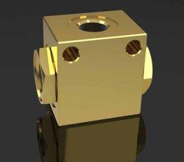 크롤러 크레인에 대 한 방향 유압 솔레노이드 밸브 SF-H10L 셔틀
