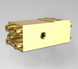 SO2 건설 견인 방법 방향 유압 잠금 밸브