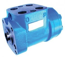 중국 6 개의 일체형 밸브가있는 수동식 400S 유압 스티어링 단위 협력 업체