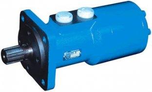 높은 효율 유압 궤도 모터 BM3 직선 Φ25와 Φ30 플랫 8 /