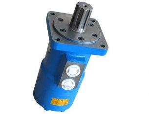 마운팅 플랜지, 샤프트, 포트의 다양한 경제적 인 유압 궤도 모터 BM4