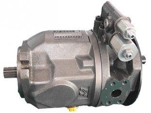 UNC 인치 스레드 구멍 3300 rpm A10VSO18 연동 유압 펌프 성폭행 2