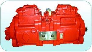 중국 63cc, 112cc, 140cc 작은 유압 피스톤 펌프 K3V63DT, K3V112DT, K3V140DT 협력 업체