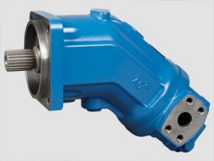 유압 축 피스톤 펌프 107/125/160/180 cc A2FO Rexroth