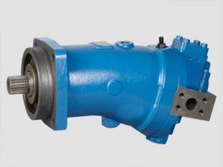 A6VM 유압 Rexroth 피스톤 펌프 80 / 107 / 125 / 160 cc