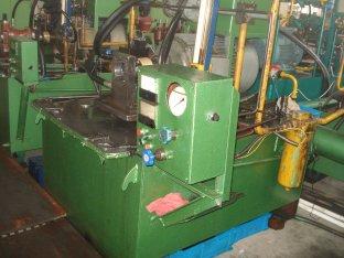 마린 유압 펌프 시스템 / 밸브 조합으로 역