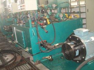 산업용 유압 펌프 시스템 공학 / 기계