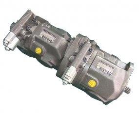 흐름 제어 연동 유압 펌프 A10VSO28 토크 125 Nm와
